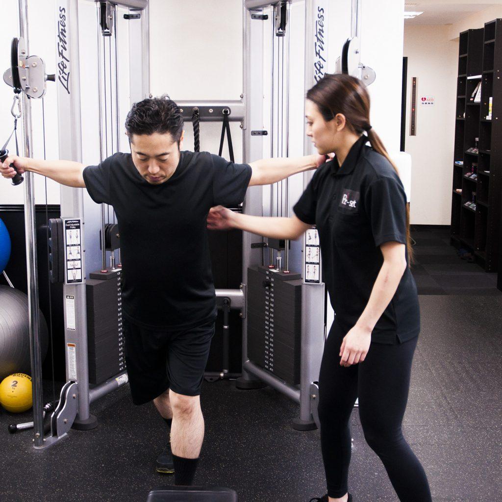 STEP4「30分体験トレーニング」